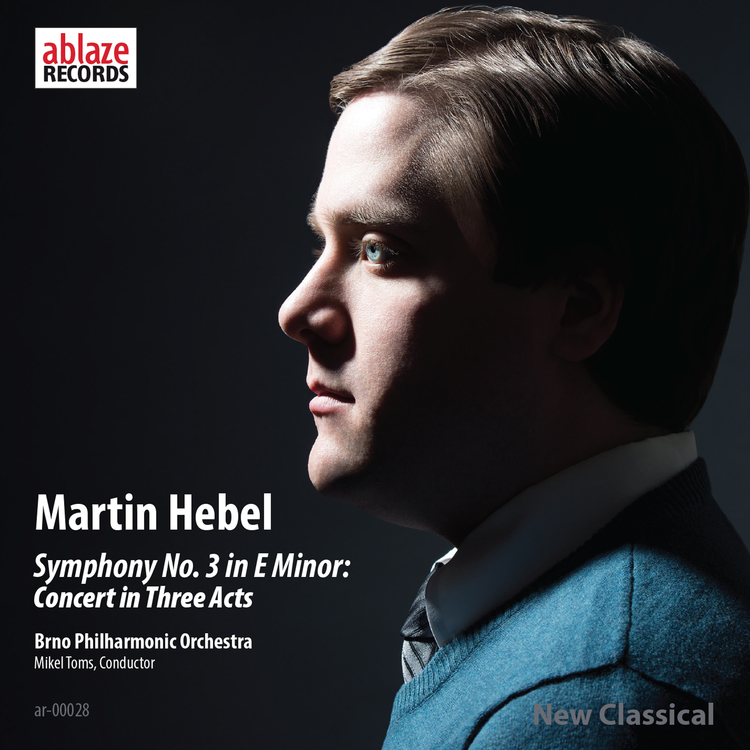 Symphony No.3 - Mikel Toms | Brno Philharmonic Orchestra