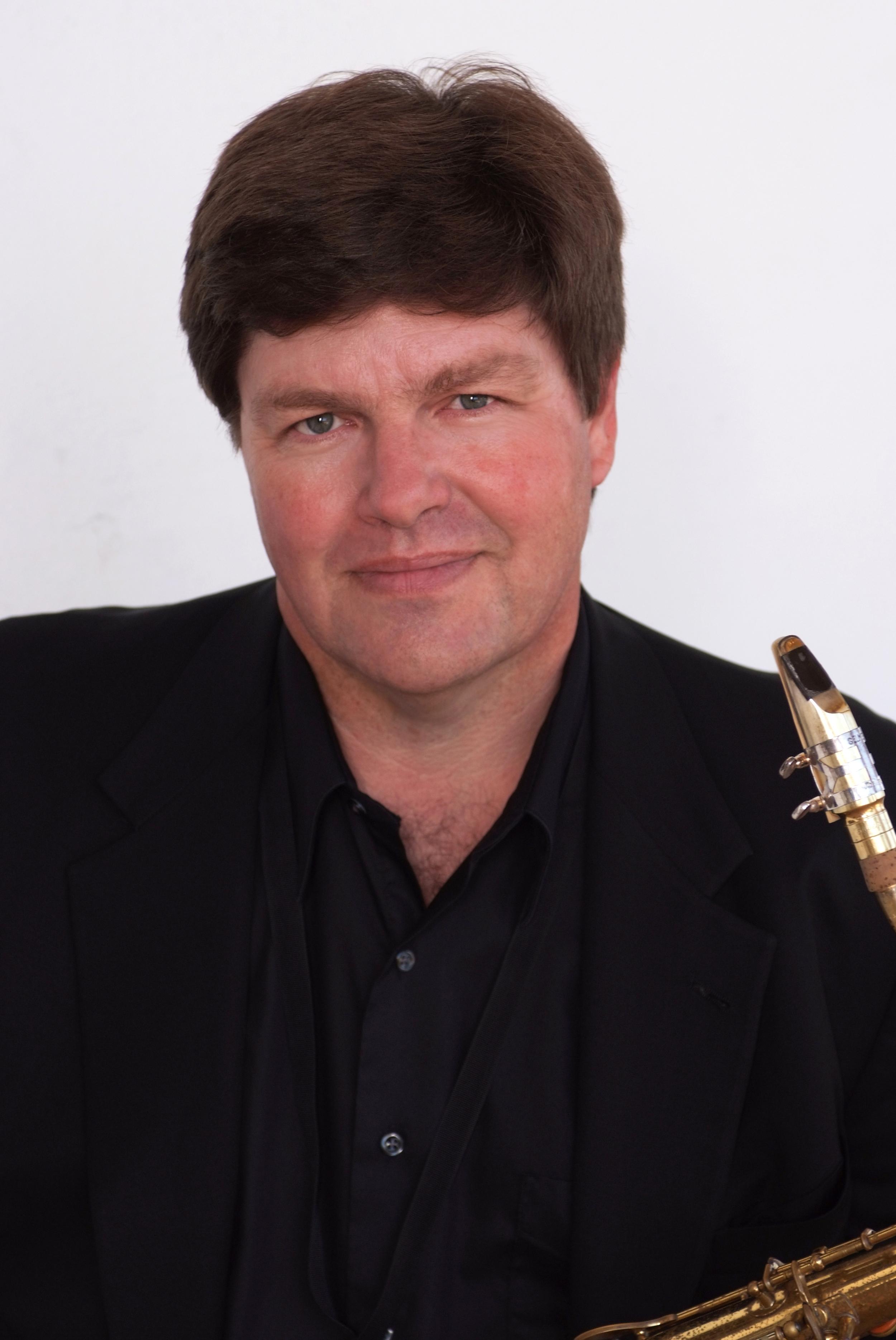 Jay Mason, saxophone
