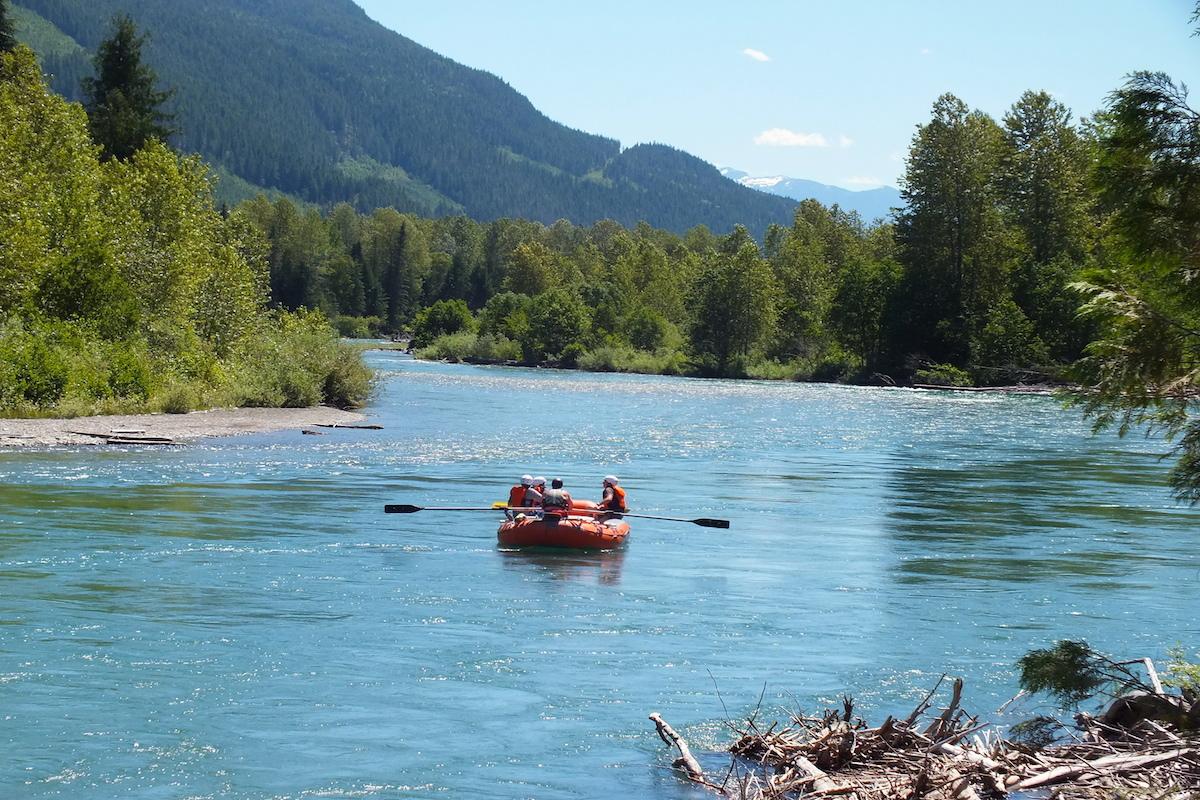 A calm river reach-www.LardeauRiverAdventures.com.JPG