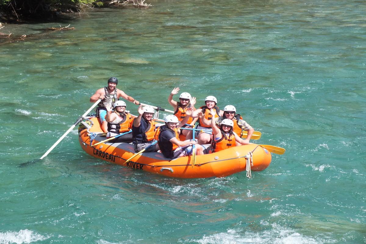BC River Rafting reviews-www.LardeauRiverAdventures.com