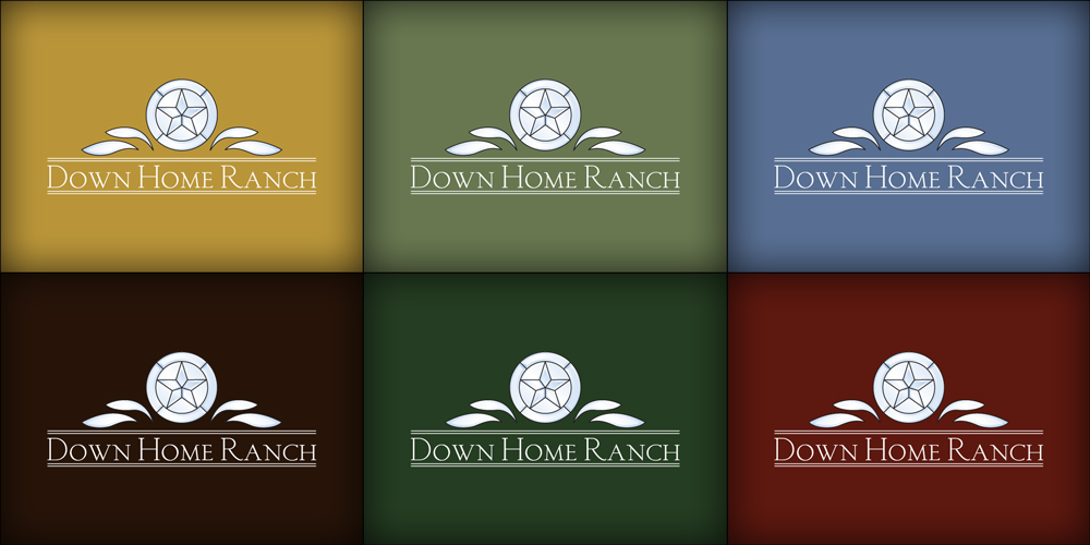 Color scheme. (click to enlarge)