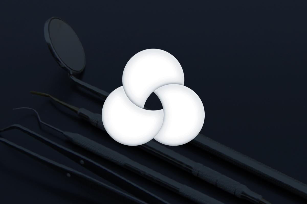 OCCLUSION-FOCUSED PRACTICE, LAB & TRAINING - Logo Concept • Healthcare