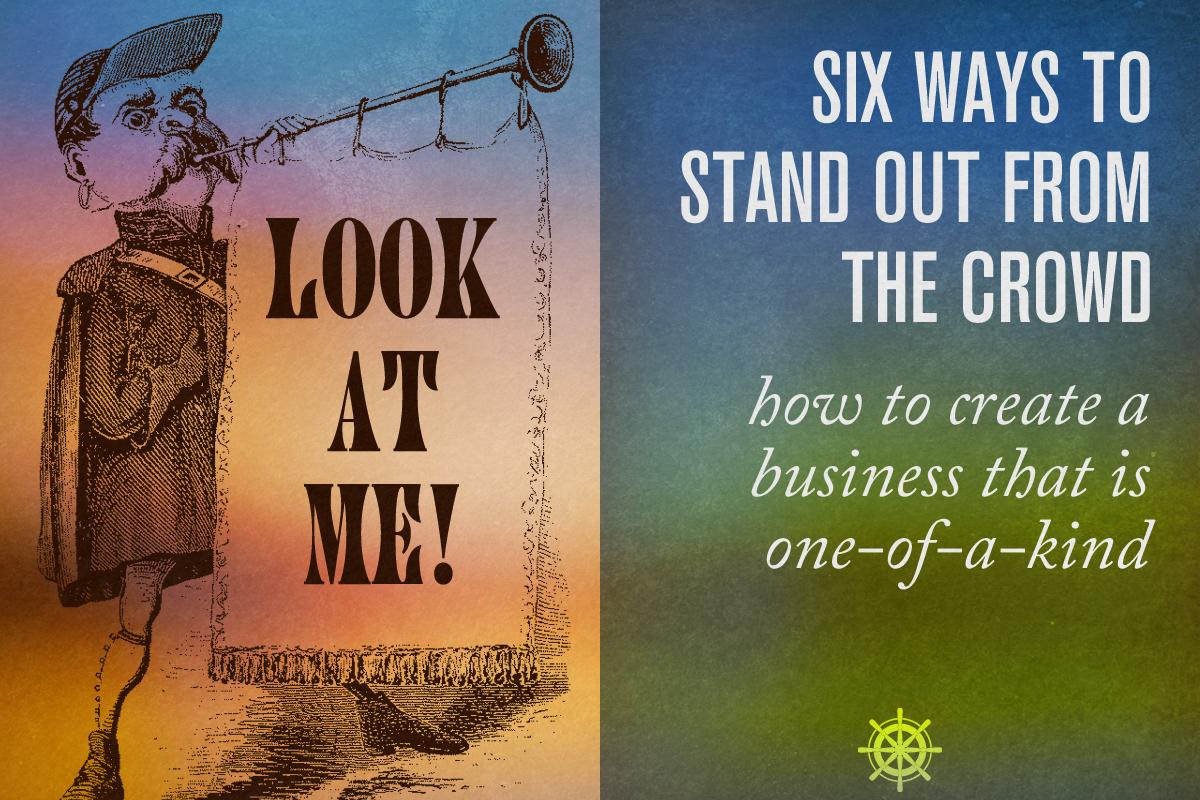 How blank page entrepreneurs break through the clutter - Captain's Log • 27 minute read