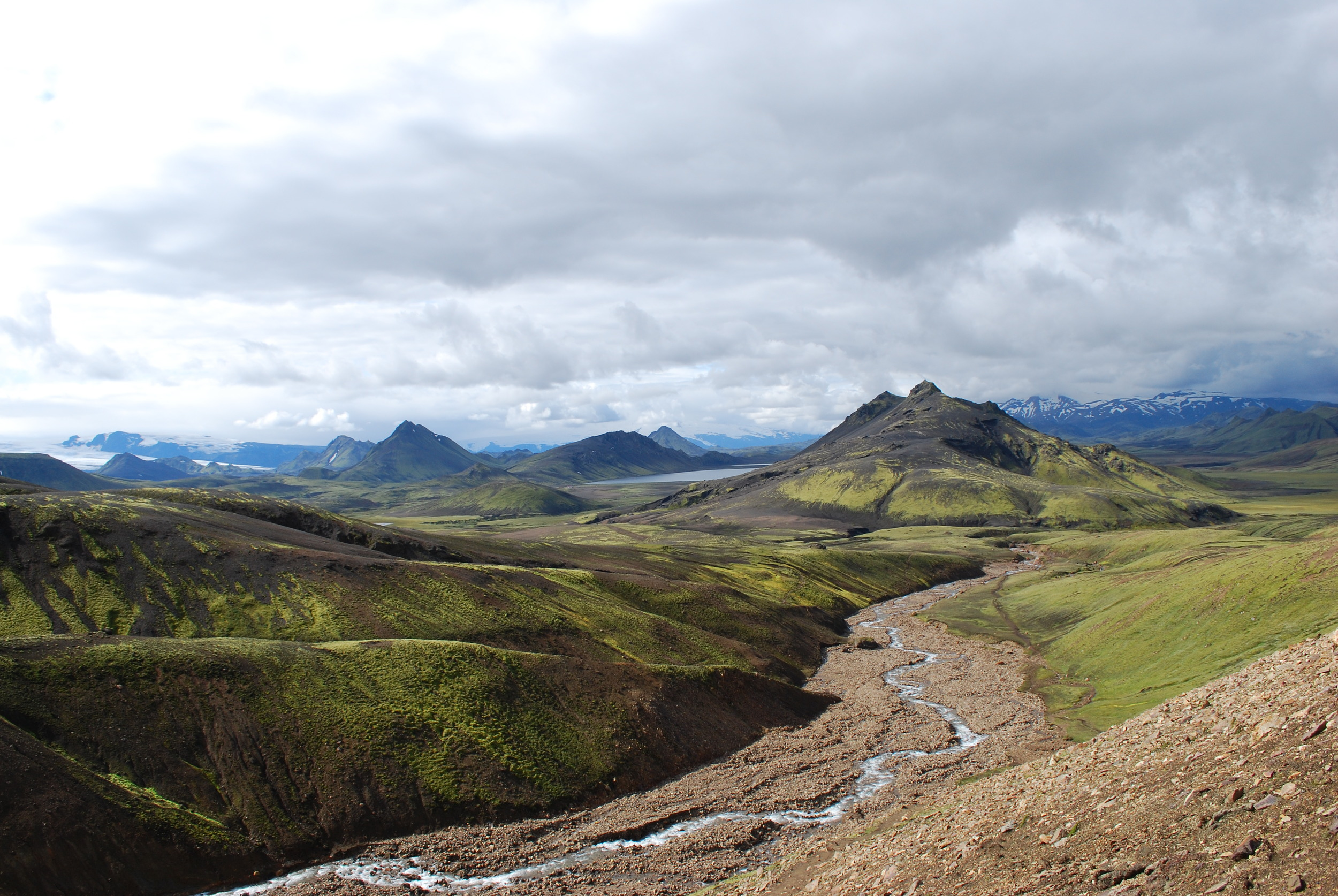 Laugavegur Trail, Photograph by Petr Brož