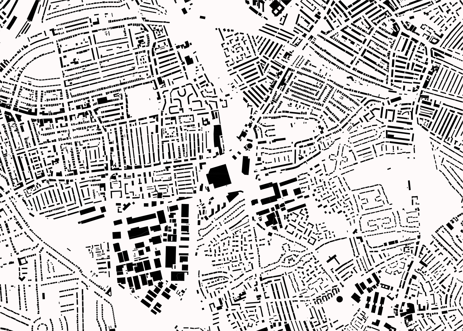 Study Site:Colliers Wood - Urban Mapping -