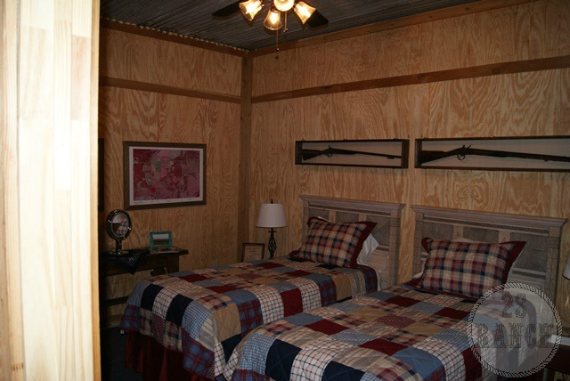 The Frontier Fort Room