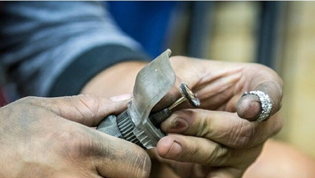 Aaron Paul hand makes his jewelry that we carry in The Provision House. Craftsmanship and authenticity are values we look for in the provisions that we carry in our store.