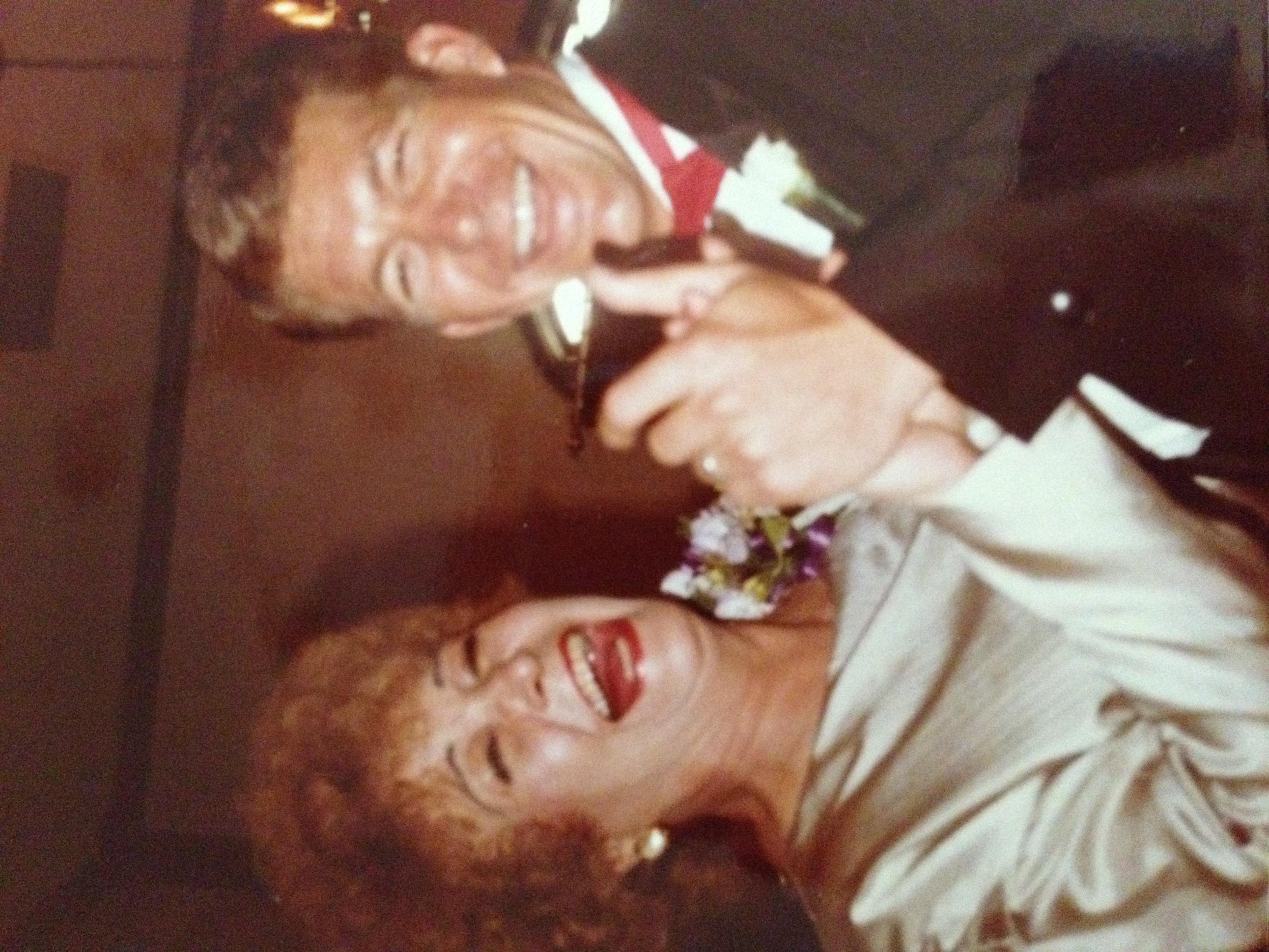 Jim & My Mom