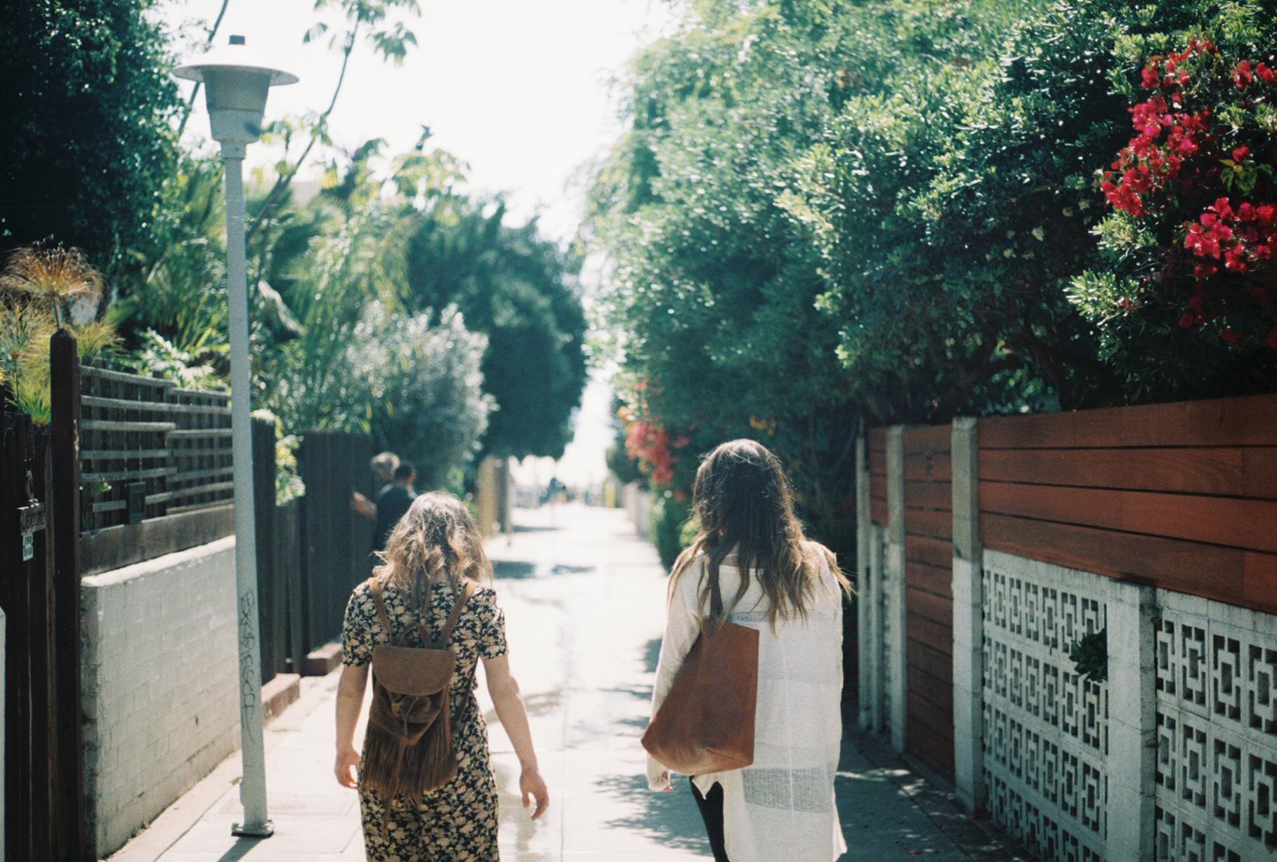 Venice, Califorinia - Michelle Essenburg, Kayley Elder
