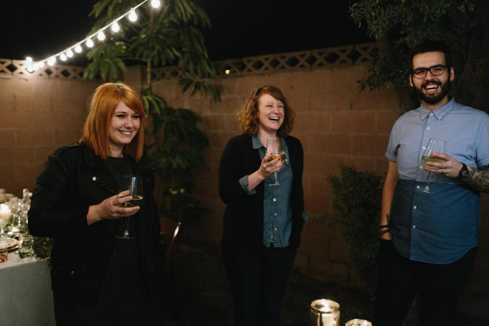 Amanda Vanvels, Sara Martin, Travis Martin