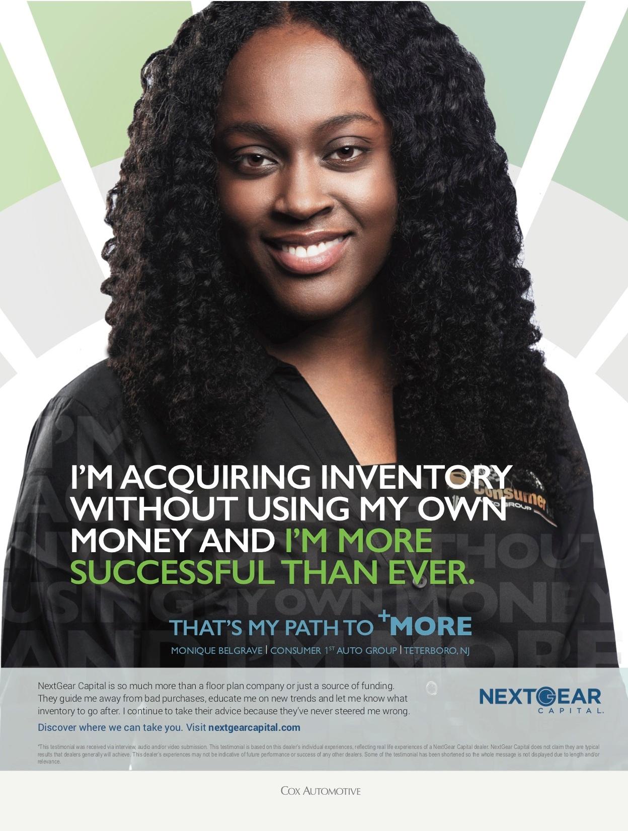 Nextgear Capital Michelle Miller Copywriting