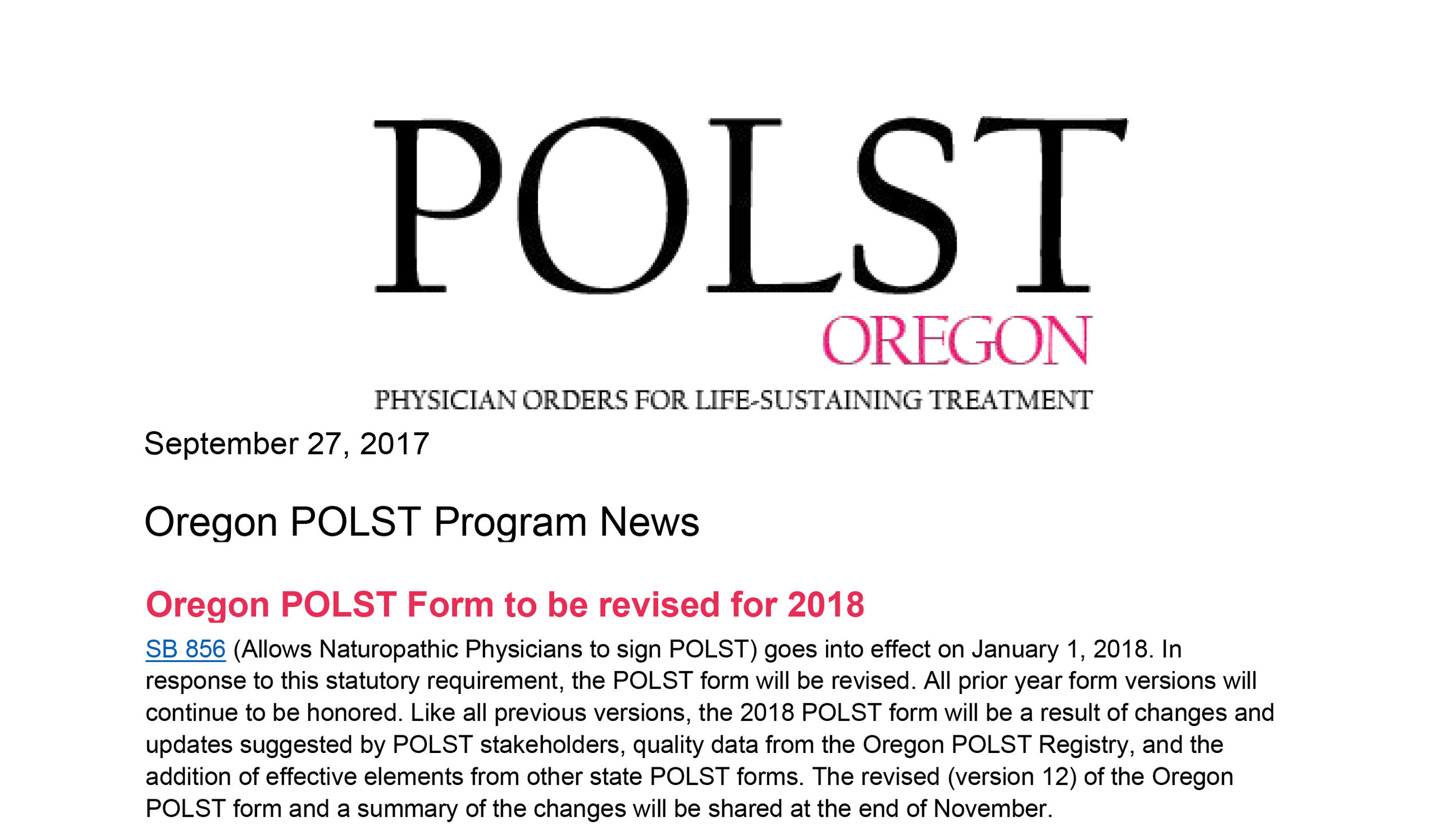 2017.09.27 Oregon POLST Program News for Web.jpg