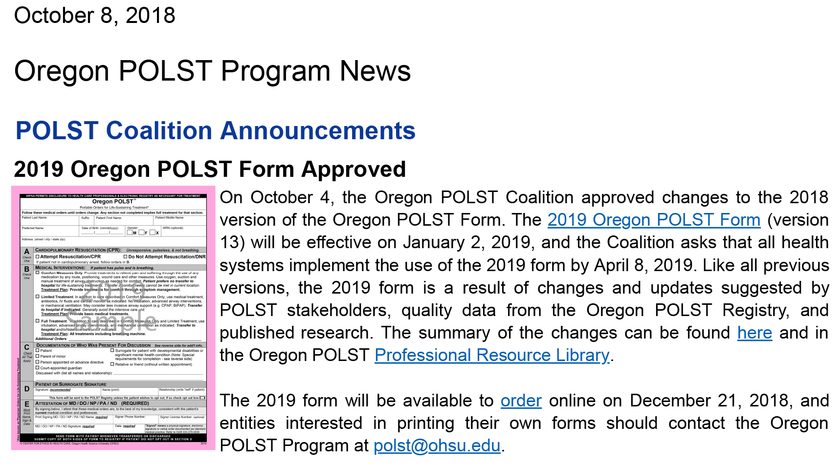2018.10.08 Oregon POLST Program News Website Image.jpg