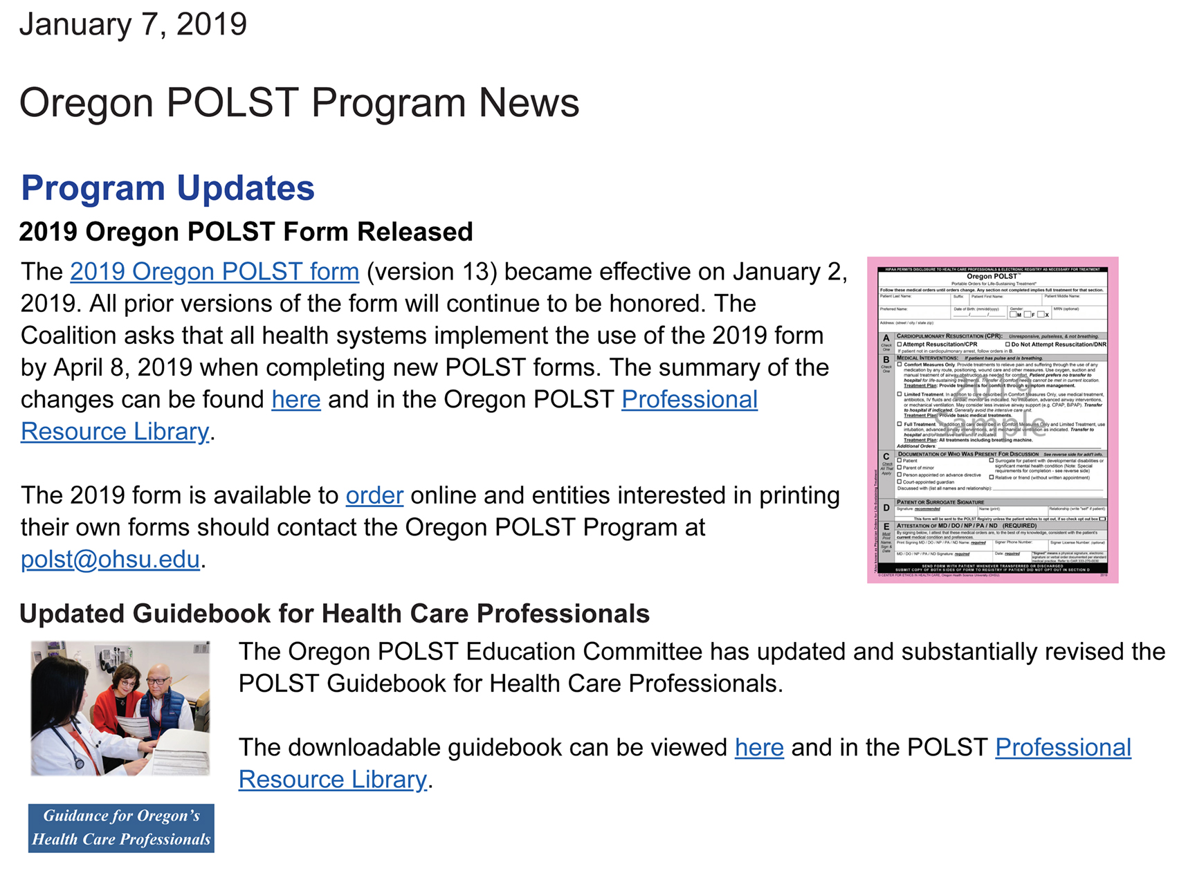 2019.01.07 Oregon POLST Program News (social media).jpg