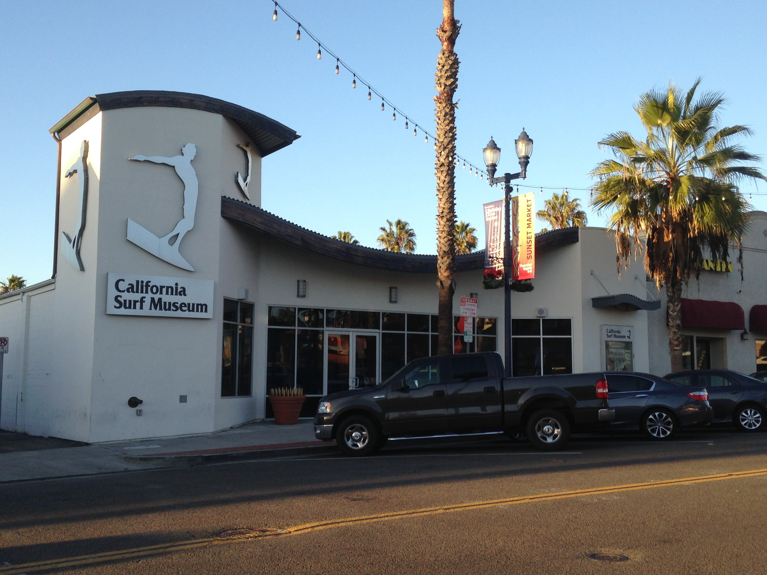 The California Surf Museum celebrates Oceanside's role in the history of surfing.