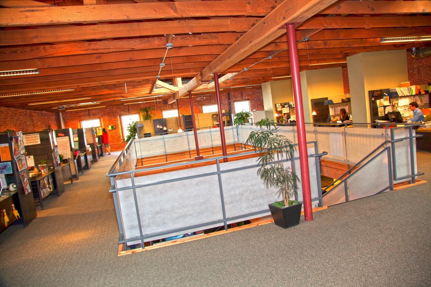 Interior of RSG's office