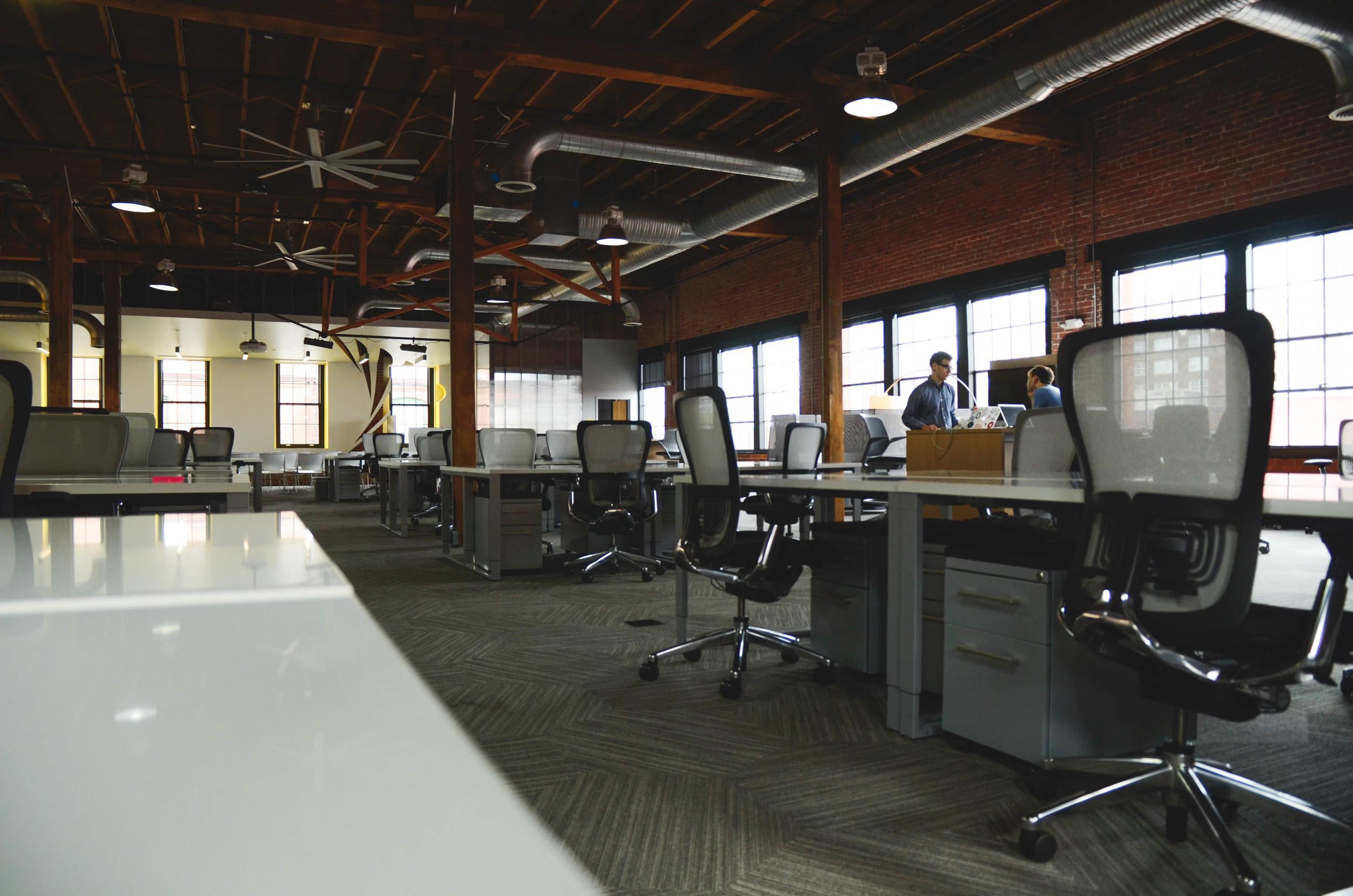 Entrepreneurship space