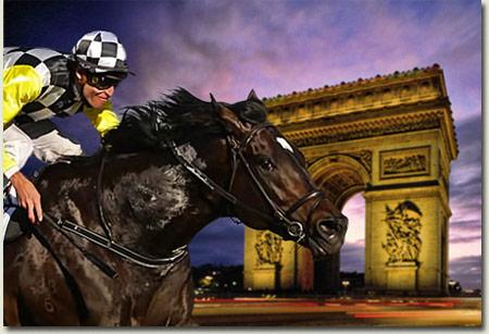 So You Think - Arc de Triomphe
