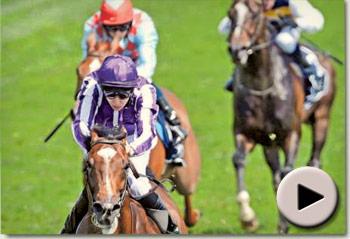 St Nicholas Abbey wins Diamond Jubilee Coronation Cup