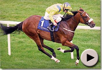 Galileo's Choice wins Kilternan Stakes