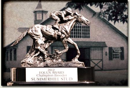 Equus Champion Breeder Award