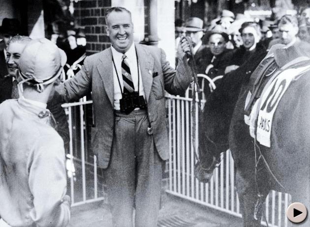 Pat Goss with St Pauls - 1946 Durban July