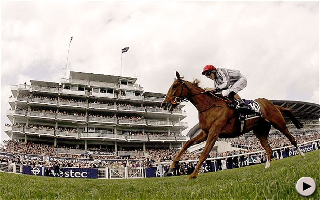 Talent - Investec Epsom Oaks