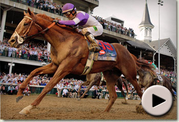 I'll Have Another wins Kentuck Derby