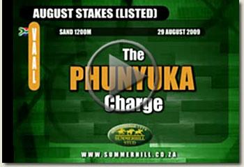phunyuka august stakes 2009 video