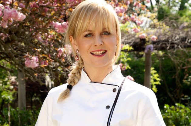 Hartford House Head Chef Jackie Cameron