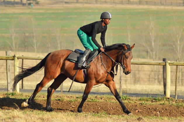 Tshepiso Motsoele - Ready To Run