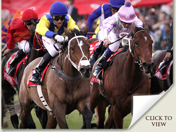 Pierre Jourdan and Pierre Jourdan - Vodacom Durban July