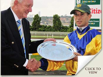 Jockey Anthony Delpech