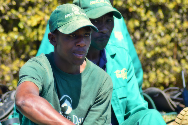 Bongani Nzimande Ready To Run