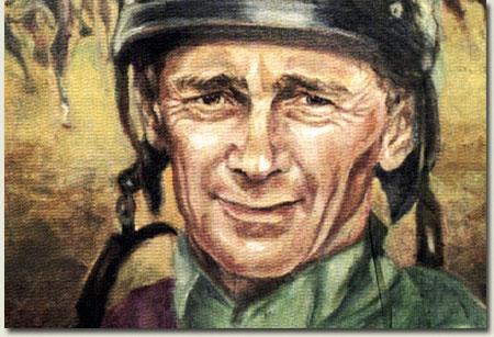 Michael Roberts Champion Jockey