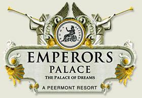 emperors palace ready to run logo