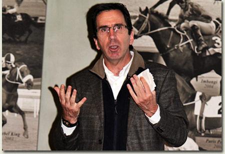 Professor Justin Craig