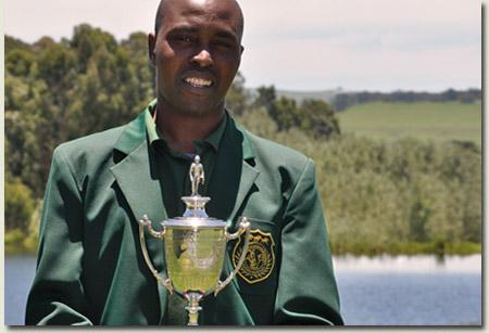Thabani Nzimande - Best Practical Student Award