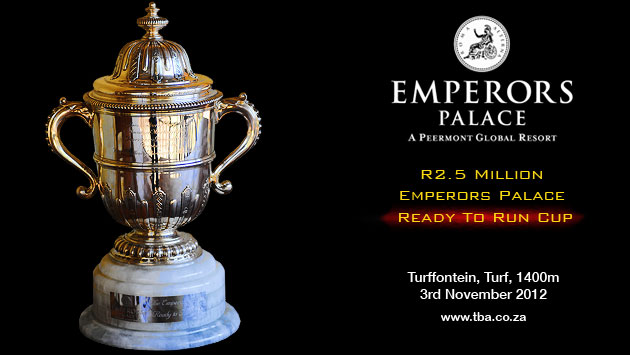 Emperors Palace Ready To Run Cup Log