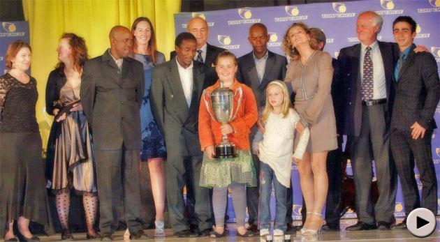KZN Racing Awards 2012 - Champion Breeder