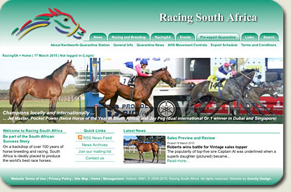 racing south africa