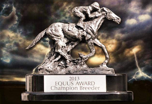 Equus Breeders Premiership Trophy
