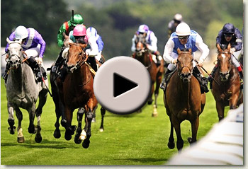 video of goldikova winning her ninth group 1 in the 2010 queen anne stakes at royal ascot