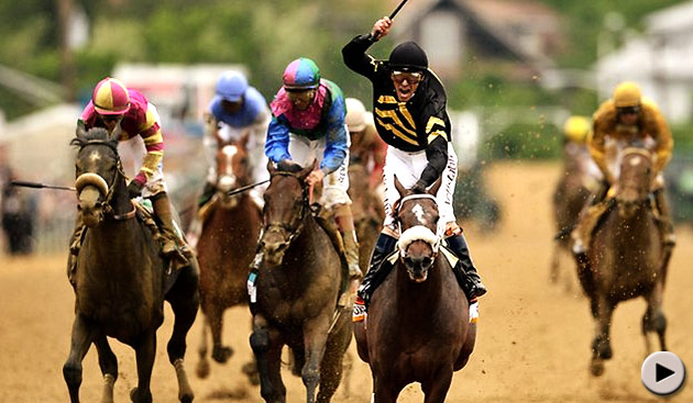 Oxbow - Preakness Stakes
