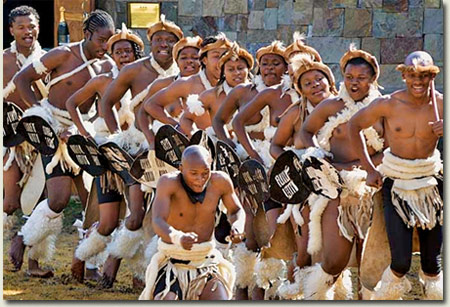 Summerhill Zulu Dance Troupe