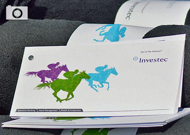 Investec Stallion Day 2013