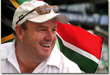 South Africa Racehorse Trainer Mike de Kock