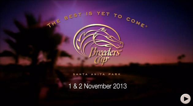 Breeders' Cup 2013