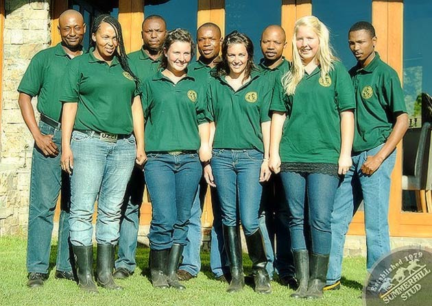 School of Equine Management Excellence - Class of 2012
