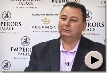 Peermont Emperors Palace Charity Mile with Bob Yearham